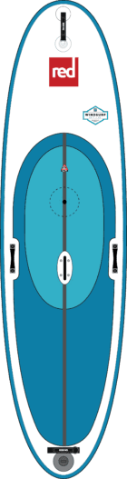 image showing 10'7 windsurf graphics
