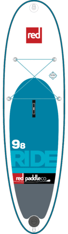 Image showing 9'8 Ride graphics