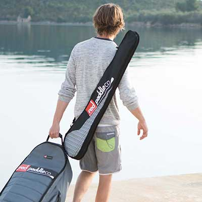 Paddle carry bag