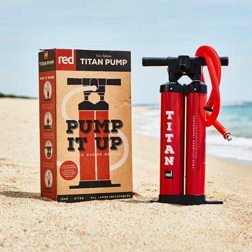 Titan sup pump