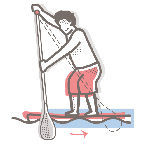 How to paddle like a pro