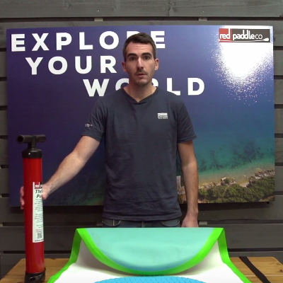 Inflatable paddle board maintenance videos