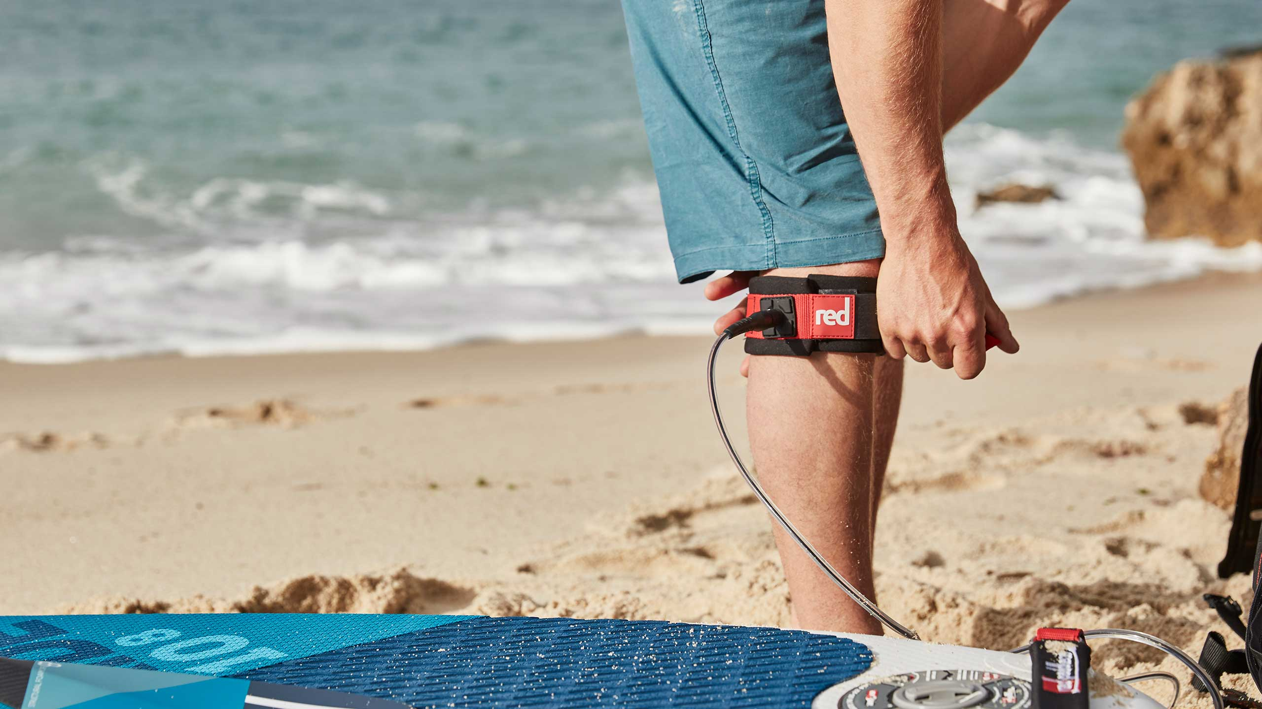 Leash 10' de SUP surf