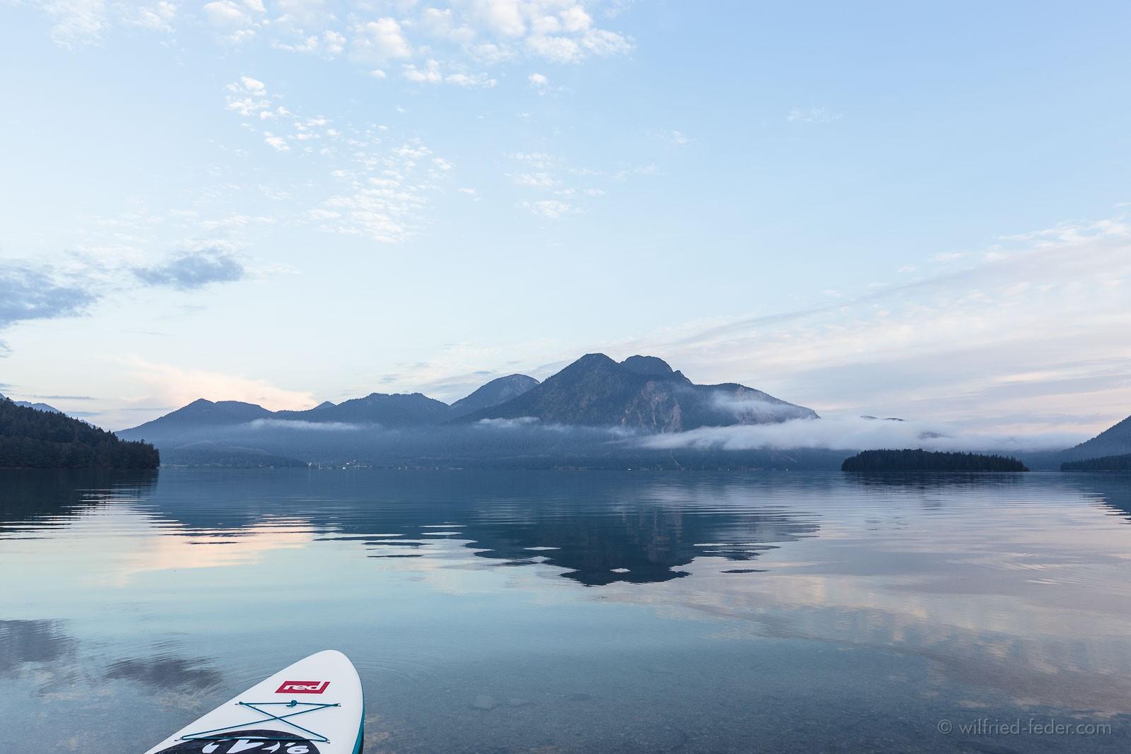 Lake Walchen