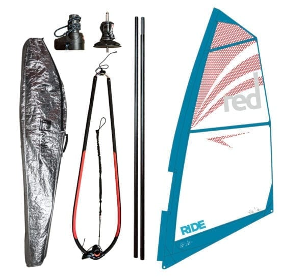 Windsurf rig package