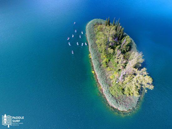 paddle croatia