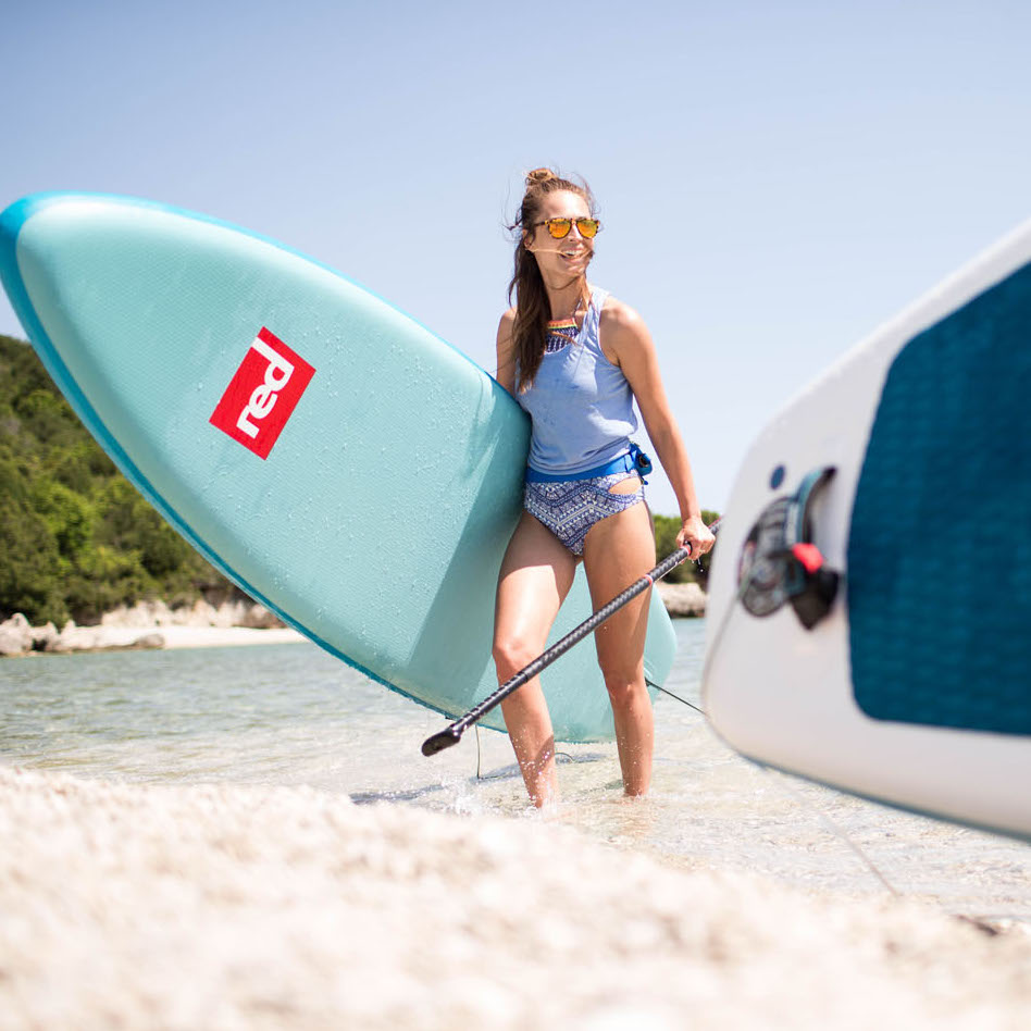 Best inflatable SUPs for taking your paddle boarding to the next level - the Sport range