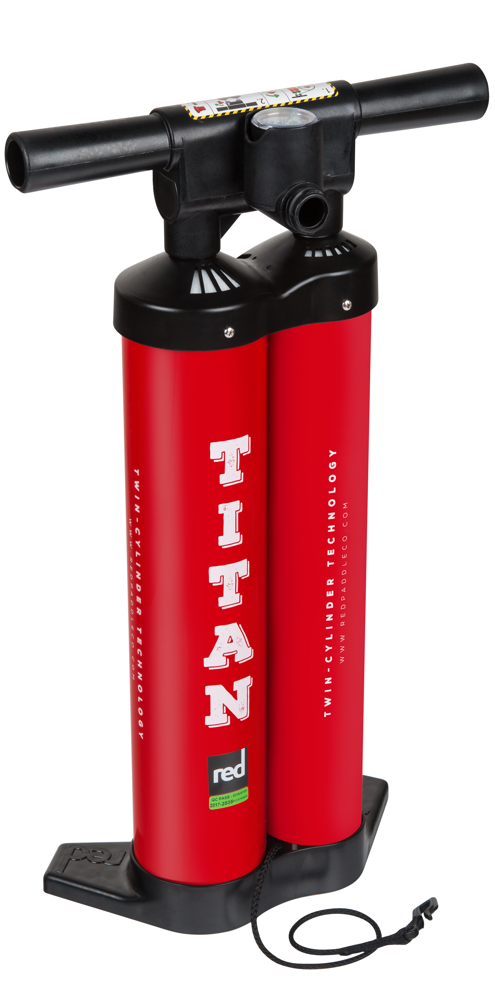 Red Paddle Co titan pump image