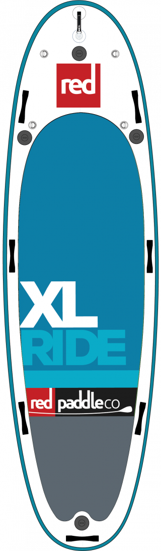 Ride XL Line Drawing
