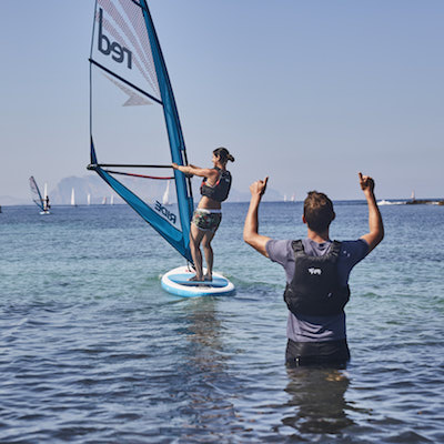 Accessories windsurf rigs learning