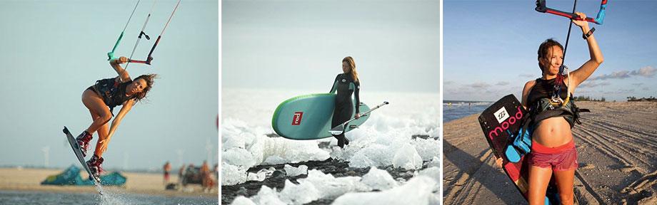 Nuria Paddle Boarder