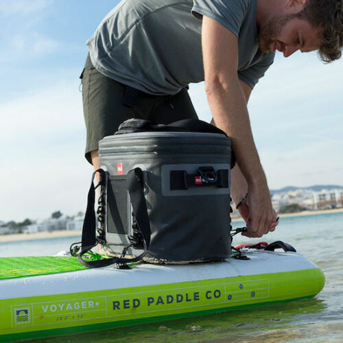 Red original paddle boarding accessories