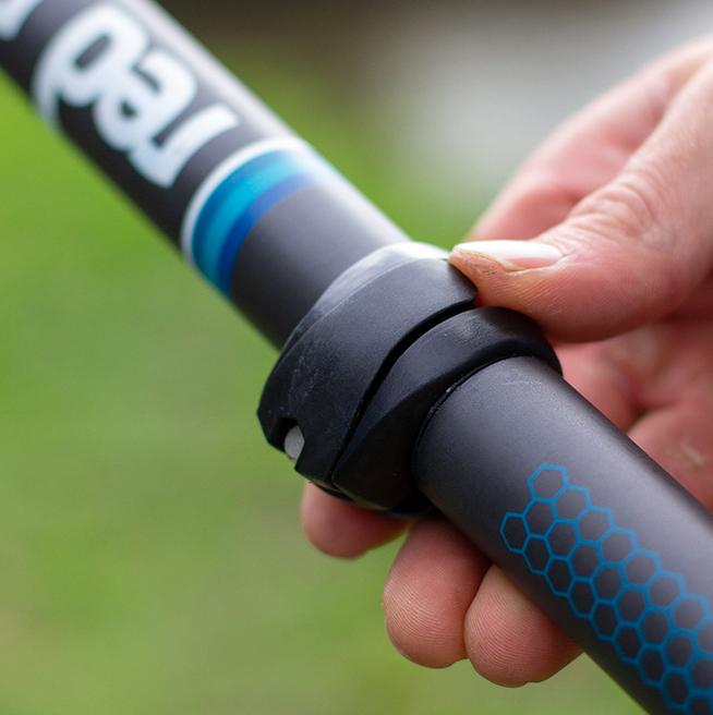 Carbon 100 nylon lightweight sup paddle