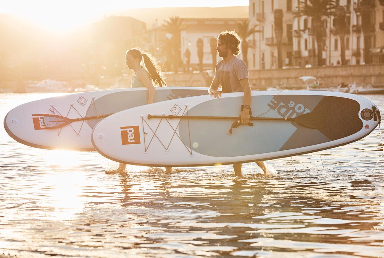 Guía De Tablas Hinchables De Paddle Surf Red Paddle Co