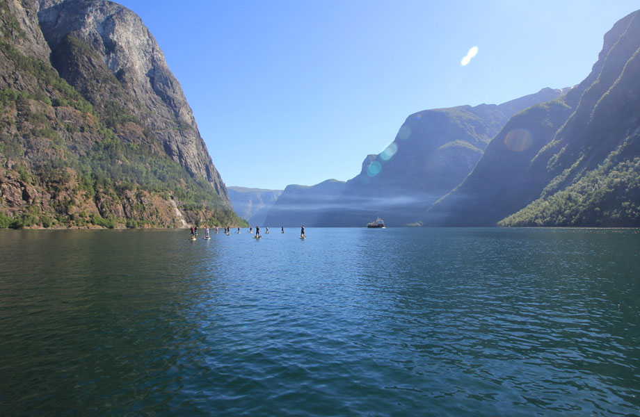 Norwegian fjords