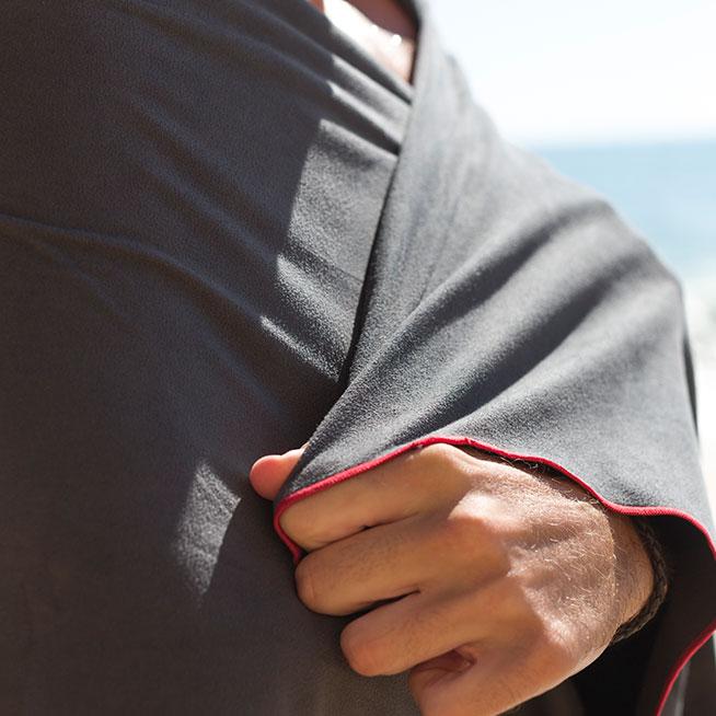 Micro Fibre Towel close up