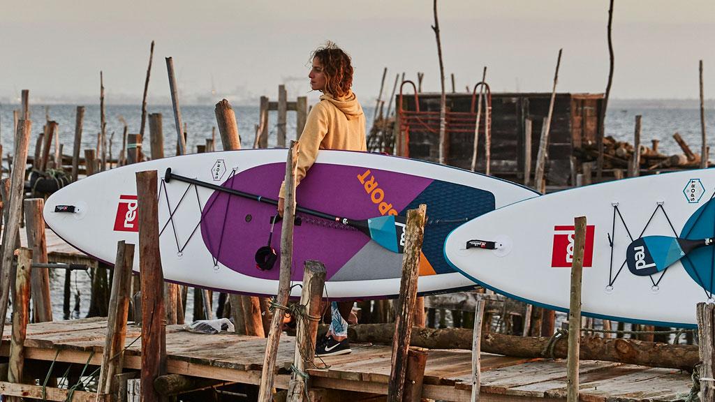 11'3″ Sport SE SUP Board Package