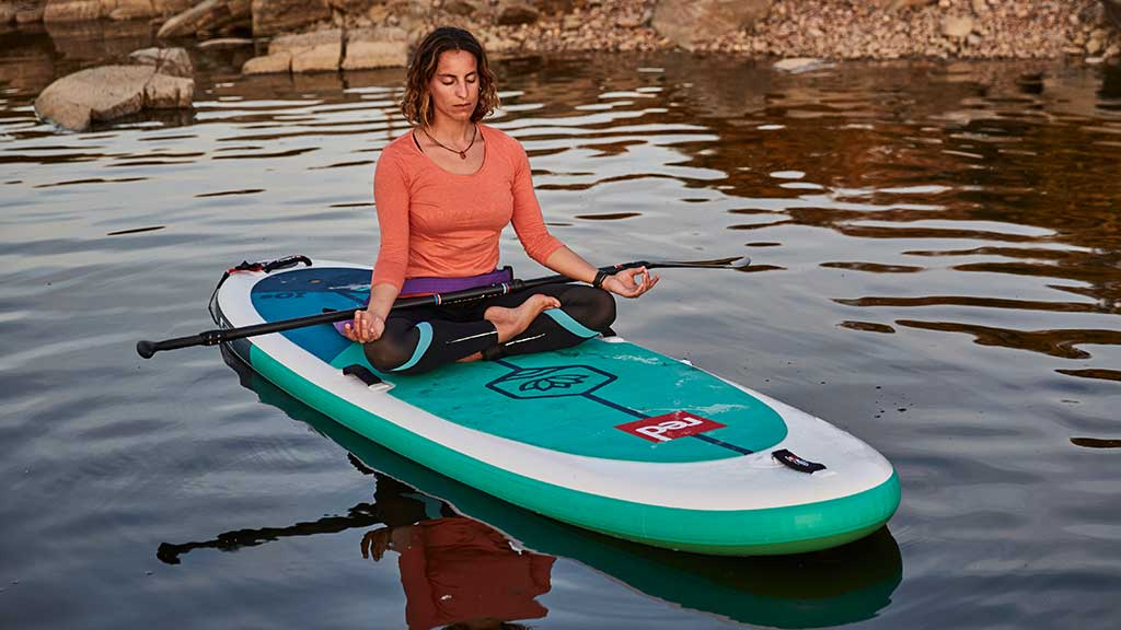 10'8″ Activ Yoga Paddle Board Package