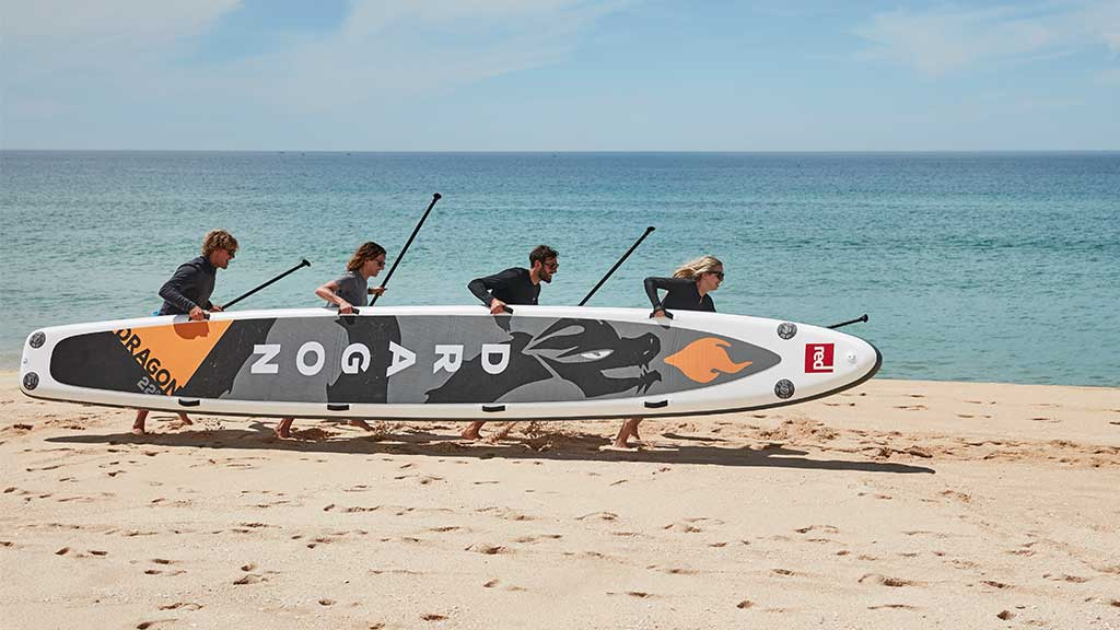 22'0″ Dragon SUP