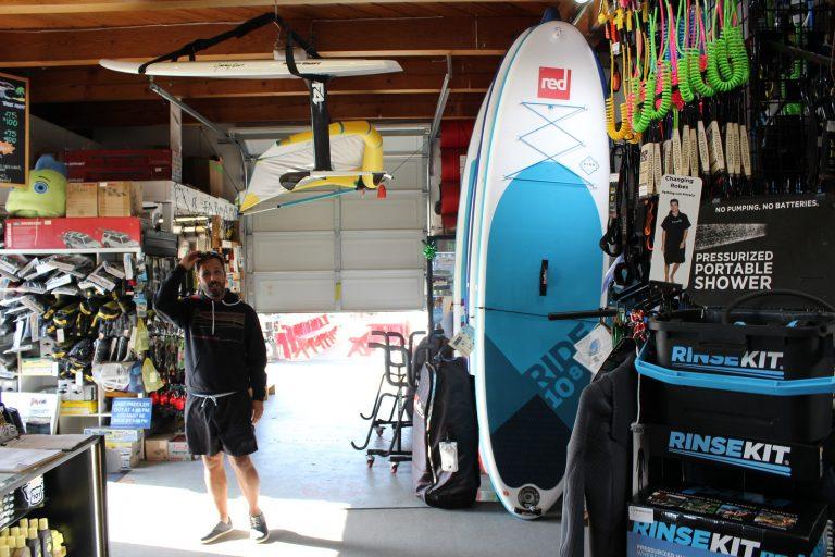 101 Surf Sports Interior