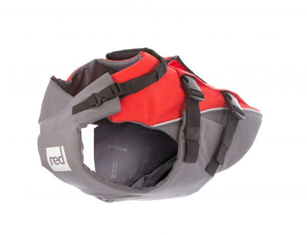 Red Original Dog Buoyancy Aid