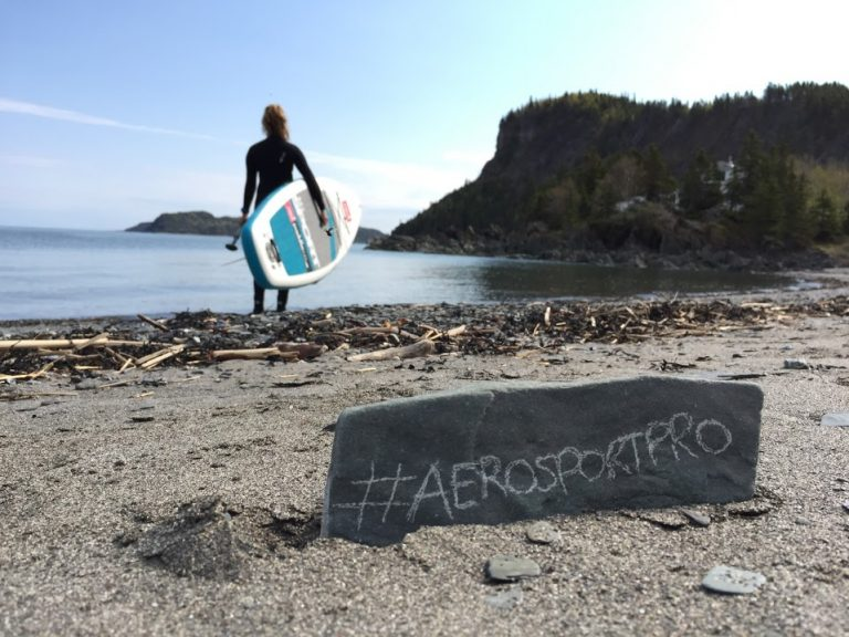#Aerosportpro Written On A Rock